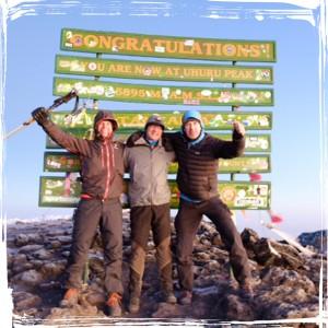 Sommet Kilimandjaro